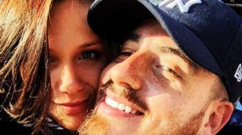 Barbie Vélez denunció a Federico Bal por violencia