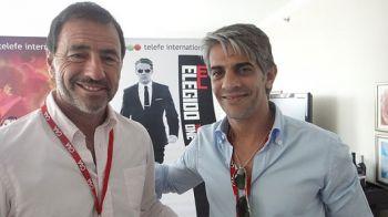 Pablo Echarri confirmó la ruptura de su sociedad con Martín Seefeld