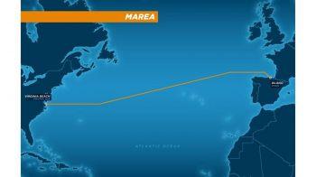 Facebook y Microsoft conectarán ambos lados del Atlántico con un cable submarino propio