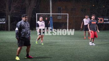 """Las fotos del primer """"picadito"""" entre Diego Maradona y Junior"""