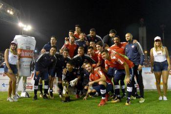 Primer superclásico del año: Independiente venció a Racing por penales