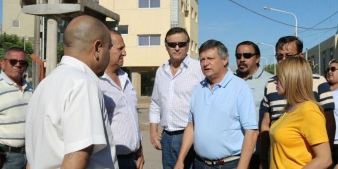 """Villa Ángela: """"Hicimos inversiones y estamos viendo grandes resultados"""", sostuvo Peppo"""