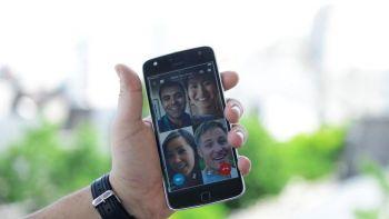 Las videollamadas grupales ya son una realidad en WhatsApp