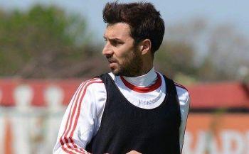 Sufre River: se desgarró Scocco y no juega ante Belgrano y Racing