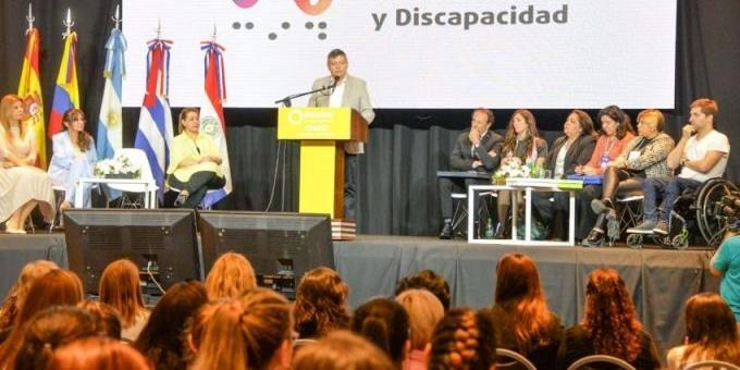 """Peppo: """"Estamos reflejando 10 años de políticas públicas comprometidas con la discapacidad"""""""