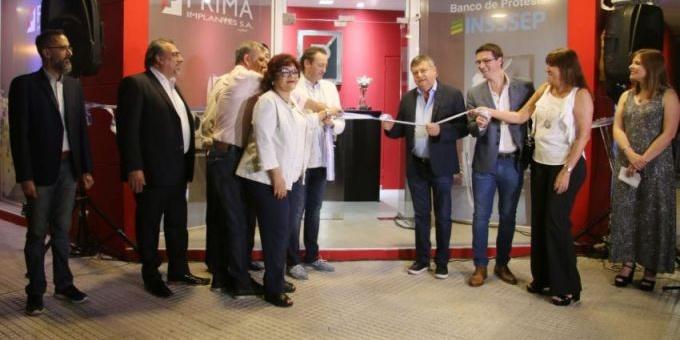 """Nuevo Banco de Prótesis del Insssep: """"Permitirá ahorro, calidad y rapidez en el servicio a los afiliados"""""""