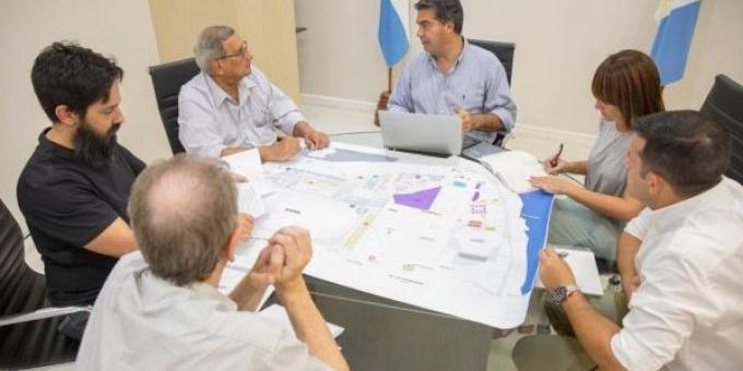 El Gobierno y la Fundación Urunday avanzan en la XII Bienal Internacional de Escultura