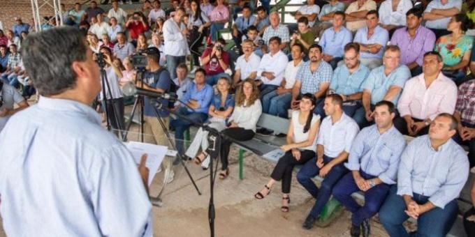 """Plan Ganadero Provincial: """"Buscamos un modelo más equitativo y con mayor valor agregado"""""""