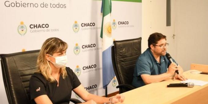 Covid-19: Salud Pública informó un nuevo parte epidemiológico