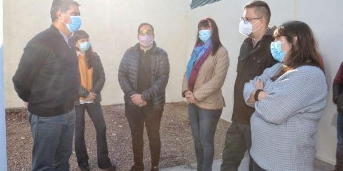 Barranqueras: Capitanich inauguró centro de salud mental para pacientes con medidas de seguridad