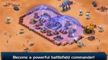Disney lanza un videojuego para móviles de Star Wars