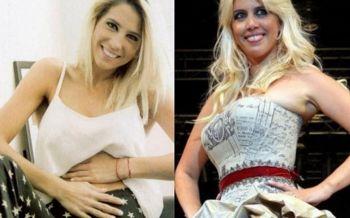 Bronca botinera: Cinthia Fernández versus Wanda Nara