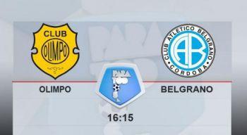 Olimpo intentará escapar del fondo de la tabla ante Belgrano