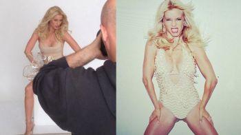 Nicole Neumann, súper sensual en su nueva producción