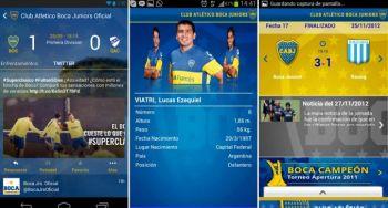 Conocé la aplicación oficial de Boca Juniors
