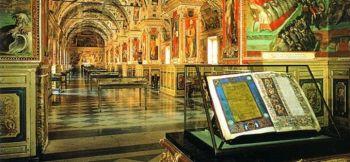 La Biblioteca Vaticana lanza la consulta de sus archivos en internet