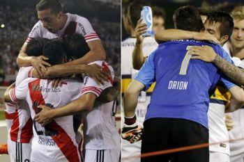 ¿Habrá River-Boca en semis? Cómo sigue la Copa Sudamericana
