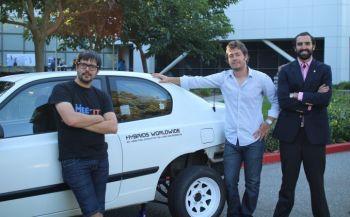 Argentino crea sistema para que autos funcionen con energía eléctrica