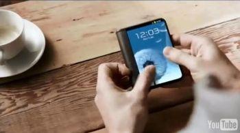 Samsung pone fecha a la llegada de móviles con pantallas flexibles