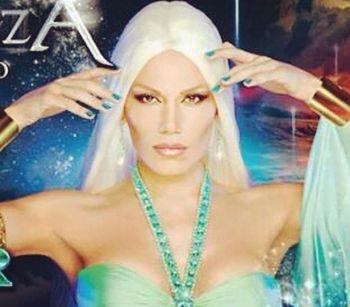 El cambio de look de Flor de la V para su debut en Stravaganza