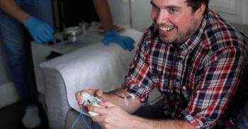 Idea polémica: planeaba sacarle sangre a los jugadores cuando la perdieran en sus videojuegos