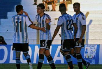 La Sub 20 hace su debut en el hexagonal frente a Perú