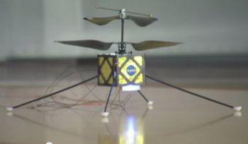 La NASA desarrolla un drone que recorrerá Marte