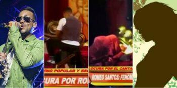 Romeo Santos llega a Argentina y promete tener sexo sobre el escenario