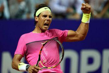 Rafa Nadal está en semifinales y jugará ante Charly Berlocq