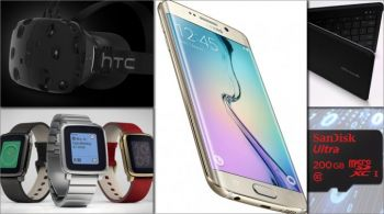 Los 5 mejores dispositivos del Mobile World Congress