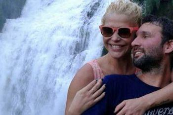 Nazarena Vélez y Gonzalo Gamarra, escándalo total en Iguazú: pelea, gritos y detención