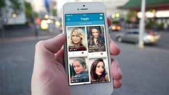 """Qué es happn, la app de citas del momento para """"levantar"""" en la calle"""