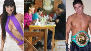 Andrea Estévez y Maravilla Martínez almorzaron juntos en Córdoba: ¿romance confirmado?