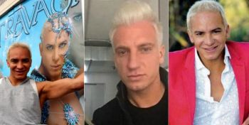 Maxi López se cambió el look y está igual a Flavio Mendoza