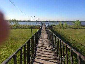 Histórica I Regata travesía Humaitá – Corrientes