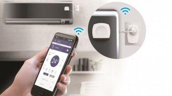 Un accesorio para convertir en inteligente a cualquier aire acondicionado