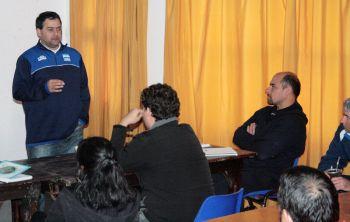 Regatas, sede de histórico Programa para la capacitación de entrenadores