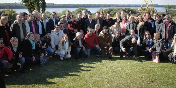 Peppo aporta al consenso entre correntinos justicialistas para recuperar el gobierno provincial