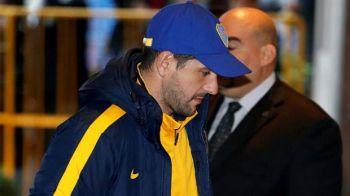 """Orion y su posible salida de Boca: """"Estoy a disposición del club"""""""