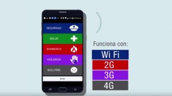 San Luis: presentaron una app oficial vinculada al 911
