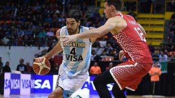 La Argentina se llevó por delante a Croacia: le ganó 97-78