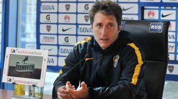 Guillermo Barros Schelotto negó haber apartado al Cata Díaz del plantel de Boca