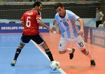 """Argentina hace historia en el Mundial de futsal: """"Nos jugamos más que un partido"""""""