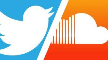 Twitter compró el 11% de SoundCloud