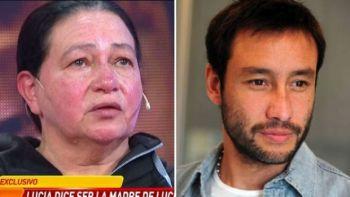 Supuesta madre de Luciano Pereyra visitó la clínica donde lo habría dado a luz