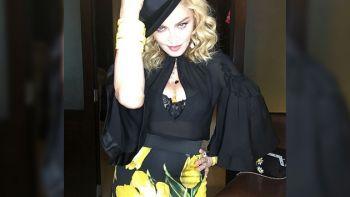 La promesa hot de Madonna a los votantes de Hillary