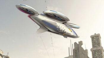 Airbus ya tiene en producción prototipos de coches voladores