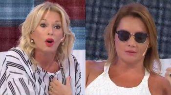 Fuerte cruce entre Yanina Latorre y Nancy Pazos al aire
