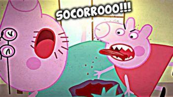 Advierten sobre videos de Peppa Pig sádicos en YouTube