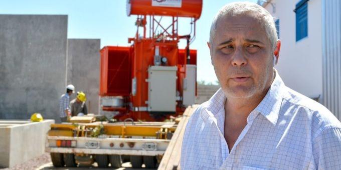 """""""Con el nuevo transformador abasteceremos a 1.200 viviendas y al Parque Industrial de Santa Catalina"""""""